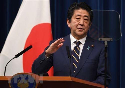Dịch COVID-19: Thủ tướng Nhật Bản ban bố tình trạng khẩn cấp