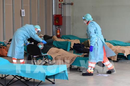 Dịch COVID-19: Số ca tử vong tại Italy vượt qua Trung Quốc