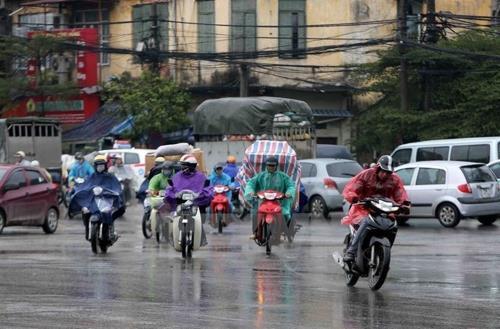 Dự báo thời tiết ngày 20/3: Đông Bắc Bộ tiếp tục mưa phùn