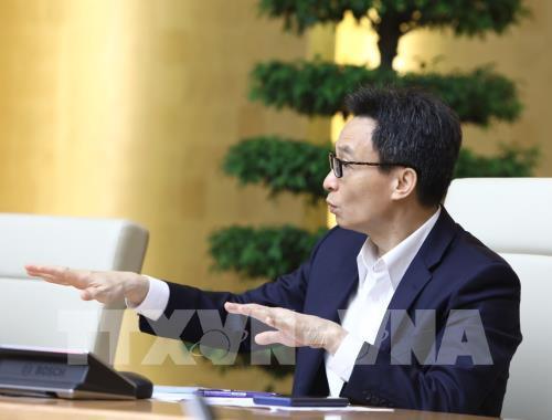 Phó Thủ tướng Vũ Đức Đam: Không có sự phân biệt trong cách ly đối với người Việt Nam