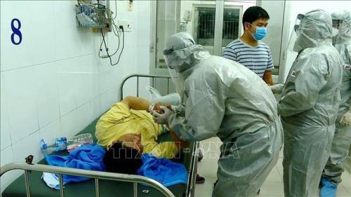 Bộ Y tế xác nhận bệnh nhân thứ 99 mắc COVID-19