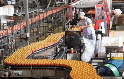 Lợi nhuận của ngành công nghiệp Trung Quốc giảm mạnh trong quý I/2020