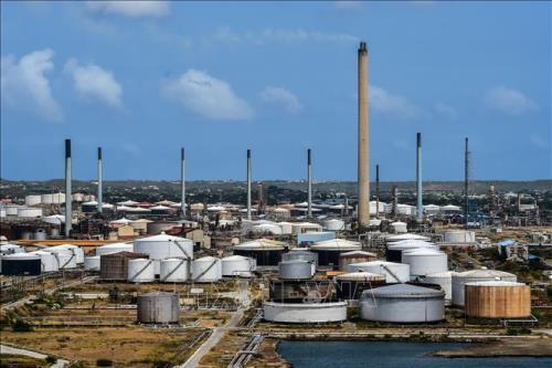 Xuất khẩu dầu mỏ của Venezuela giảm xuống mức thấp nhất 17 năm