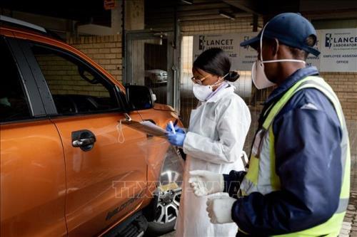 IMF thông qua khoản vay 4,3 tỷ USD giúp Nam Phi ứng phó với COVID-19