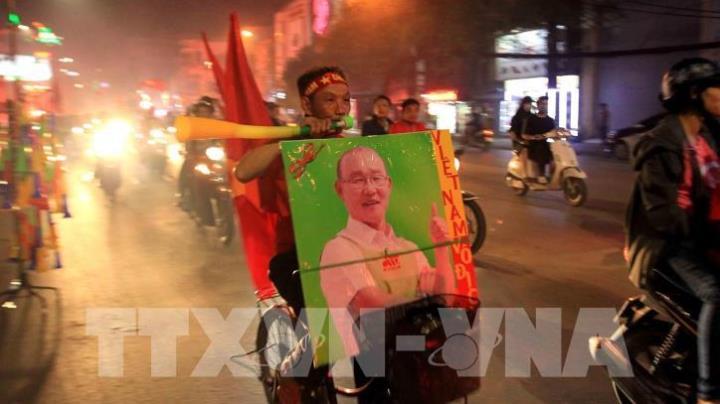 Báo chí Hàn Quốc đưa tin đậm nét về tuyển Việt Nam trước trận đấu