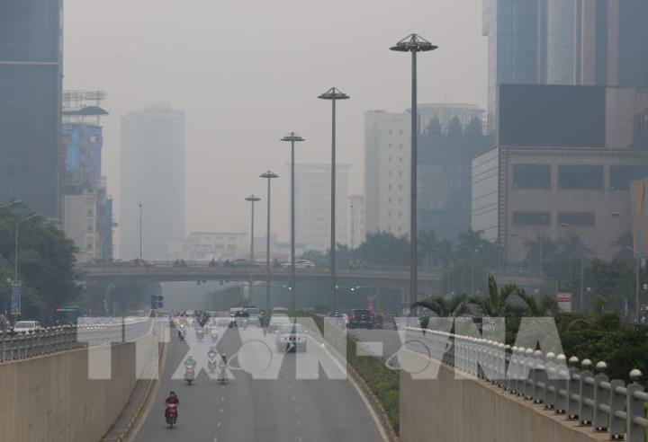 Gió mùa về, ô nhiễm bụi ở miền Bắc sẽ được cải thiện