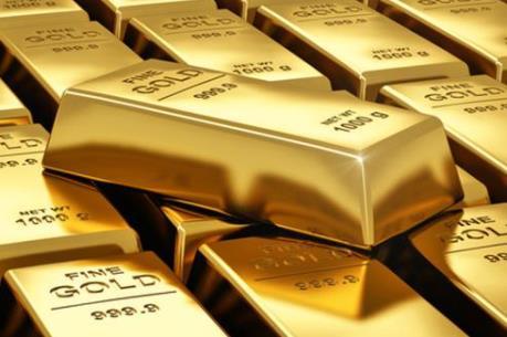 Đồng USD mạnh lên kéo giá vàng thế giới đi xuống
