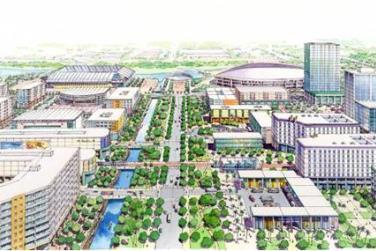 Xây dựng Khu công nghiệp - Đô thị - Dịch vụ tại Trà Vinh
