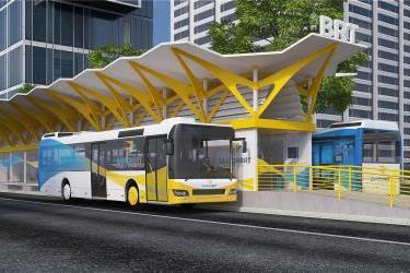 TPHCM đầu tư hơn 137 triệu USD xây dựng tuyến xe buýt nhanh