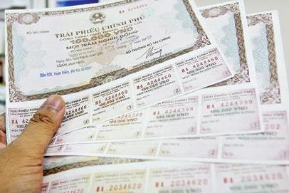 Huy động được hơn 3.700 tỷ đồng từ đấu thầu trái phiếu Chính phủ