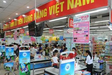 Hàng Việt chiếm 90% trong các kênh phân phối