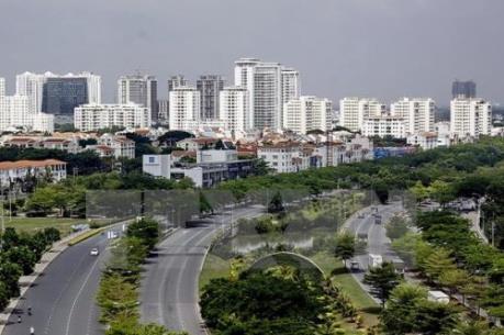 Hút vốn ngoại vào bất động sản