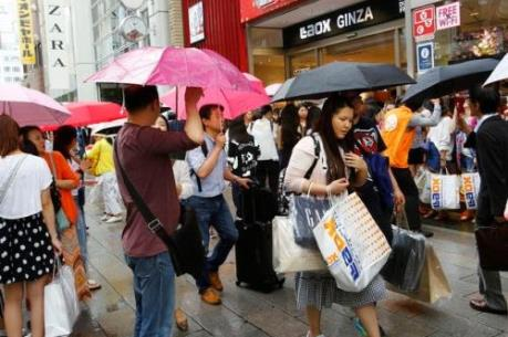 Nhật Bản vẫn đang vật lộn để vực dậy nền kinh tế