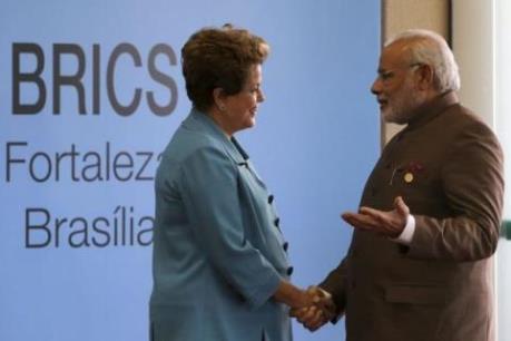 Ấn Độ - Ngôi sao sáng trong BRICS