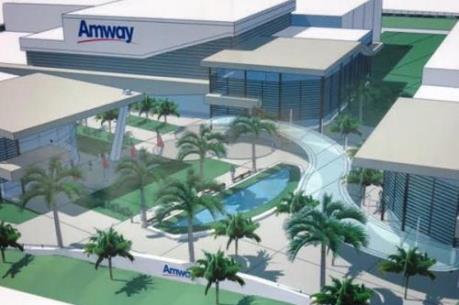 Amway Việt Nam khánh thành nhà máy 25 triệu USD tại Bình Dương