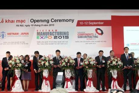 Cơ hội kết nối các doanh nghiệp công nghiệp hỗ trợ