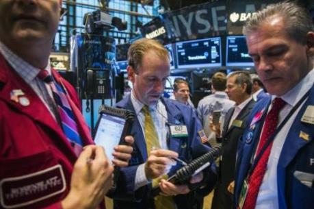 Thị trường chứng khoán Âu- Mỹ tăng điểm mạnh ngày 24/3