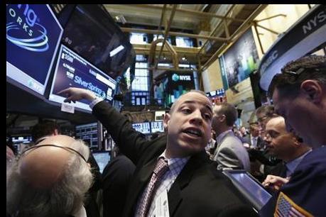 Cổ phiếu sinh học giảm giá kìm đà tăng của Nasdaq Composite