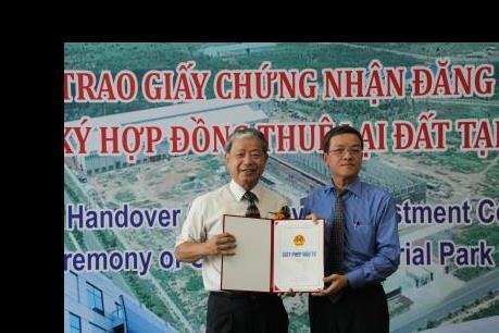 Tập đoàn Kenda đầu tư 160 triệu USD sản xuất vỏ lốp xe tại Đồng Nai