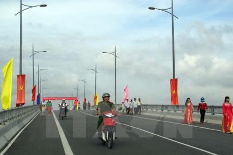 Ngày 25/9, thông xe dự án mở rộng Quốc lộ 1 qua tỉnh Khánh Hoà