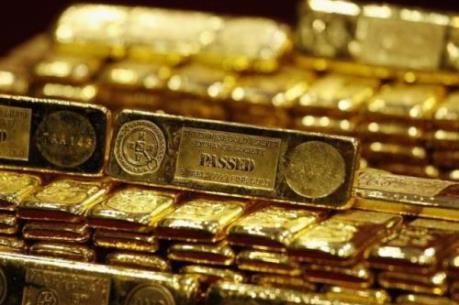 Giá vàng tăng phiên thứ hai liên tiếp trên thị trường châu Á