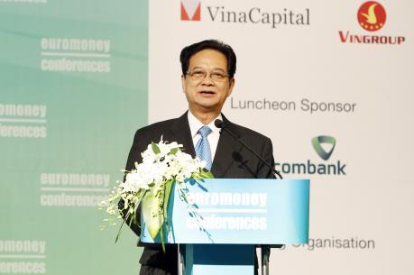 Thủ tướng Nguyễn Tấn Dũng dự Diễn đàn đầu tư toàn cầu Việt Nam