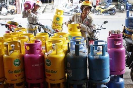 Từ 1/10, giá gas tăng 833 đồng/kg tại khu vực phía Nam