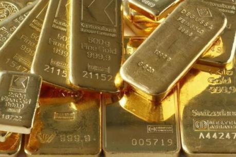 Giá vàng tuần qua: bốn phiên giảm một phiên tăng