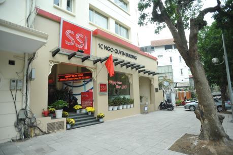 SSI dẫn đầu thị phần môi giới