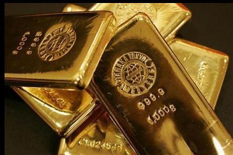 Giá vàng vọt lên mức cao nhất trong bảy tuần