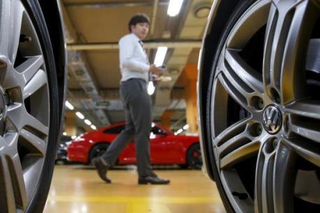 Xe động cơ xăng của hãng Volkswagen có gian lận khí thải?