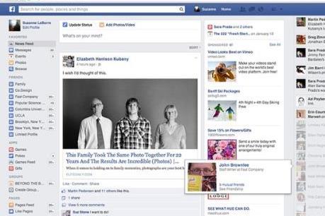 Facebook thử nghiệm tính năng xem video News Feed