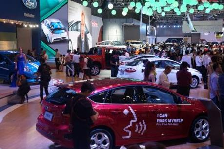 Hơn 150 mẫu xe góp mặt tại Vietnam Motor Show 2015