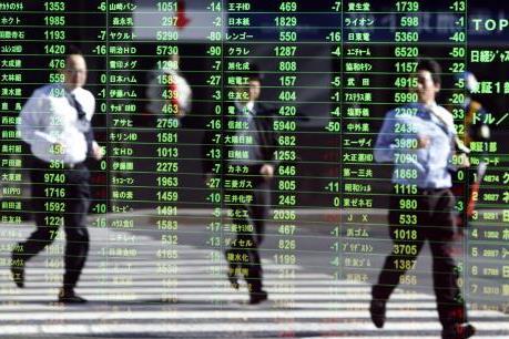 """Chứng khoán châu Á """"lao đao"""" sau cuộc họp của Fed"""
