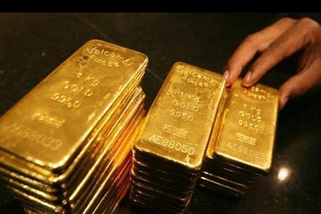 Giá vàng thế giới đi xuống phiên thứ ba liên tiếp