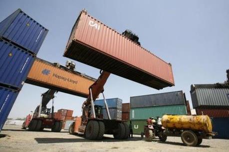 Mỹ: Thâm hụt thương mại thấp nhất trong bảy tháng qua