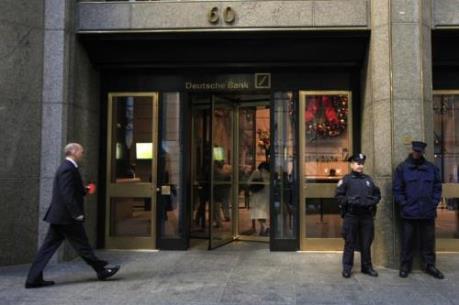 Deutsche Bank bị phạt 258 triệu USD do vi phạm lệnh cấm vận của Mỹ