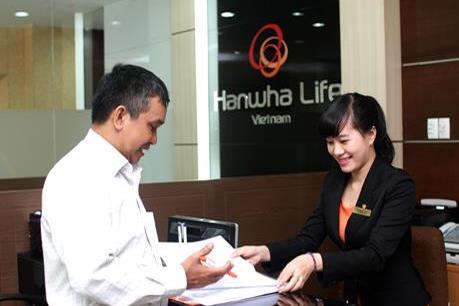 Hanwha Life tham vọng trở thành hãng bảo hiểm nhân thọ lớn thứ 5 tại Việt Nam