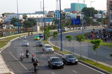 TPHCM: Đề xuất chi 7 tỷ đồng để giảm ngập cho Đại lộ Võ Văn Kiệt
