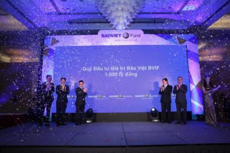 Thành lập Quỹ đầu tư Giá trị Bảo Việt quy mô vốn lớn nhất thị trường