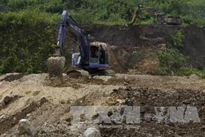 Tuyên Quang: Doanh nghiệp khai thác khoáng sản bất chấp lệnh dừng