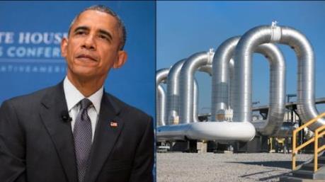 Tổng thống Mỹ bác dự án xây dựng đường ống Keystone XL