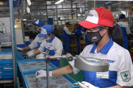 Bình Định thu hút 33 dự án đầu tư trong nước và quốc tế
