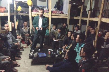 Nhóm lao động Việt Nam tại Algeria dự kiến về nước vào ngày 15/11