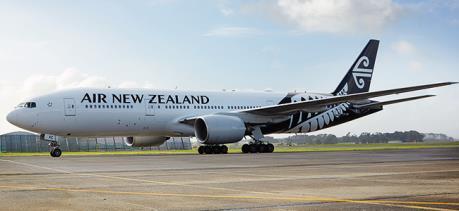 New Zealand xem xét mở đường bay thẳng đến Việt Nam