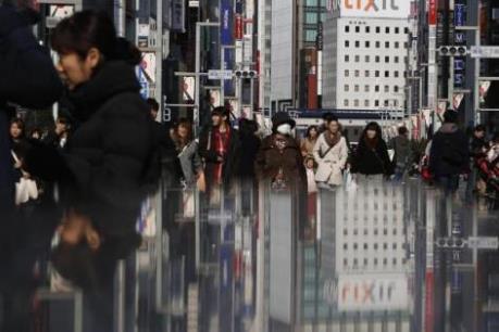 Kinh tế Nhật Bản trì trệ trong quý II