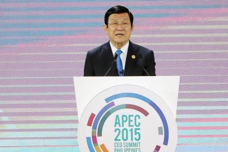 """APEC tiếp tục là """"đầu tàu"""" về tăng trưởng và liên kết toàn cầu"""