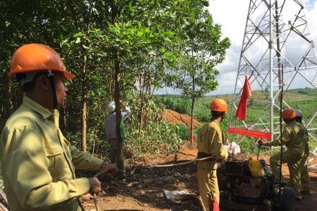 Đóng điện dự án đường dây 220 kV Hải Hà - Cẩm Phả trước 31/12