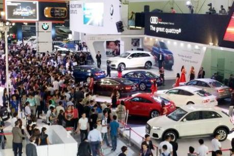 Sẽ có một loạt siêu xe tham gia Triển lãm ô tô quốc tế Việt Nam 2016