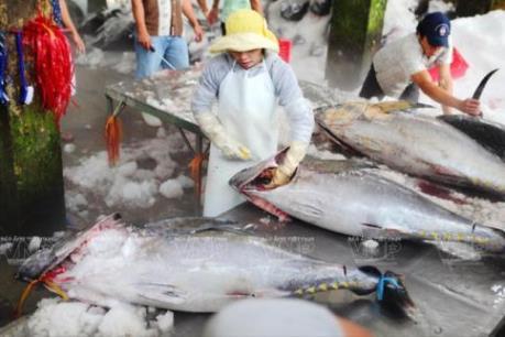 """Việt Nam mở rộng xuất khẩu hàng nông thủy sản qua """"cửa ngõ"""" Singapore"""
